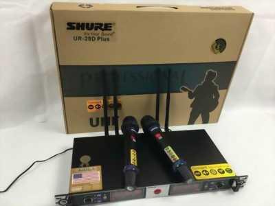 Micro shure ur28d plus