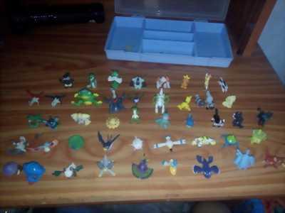 Mô hình pokemon nhỏ