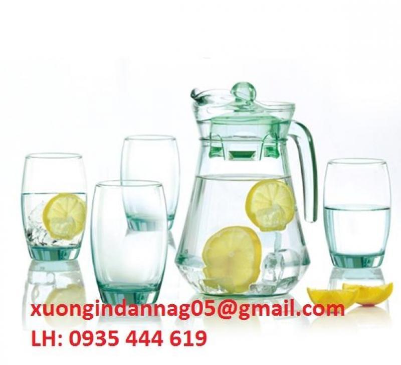 In ly thủy tinh quà tặng tại Đà Nẵng 0935 444 619