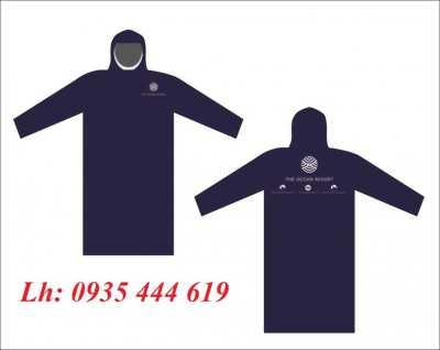 In áo mưa quảng cáo nhanh, rẻ, giá cả phù hợp tại Đà Nẵng
