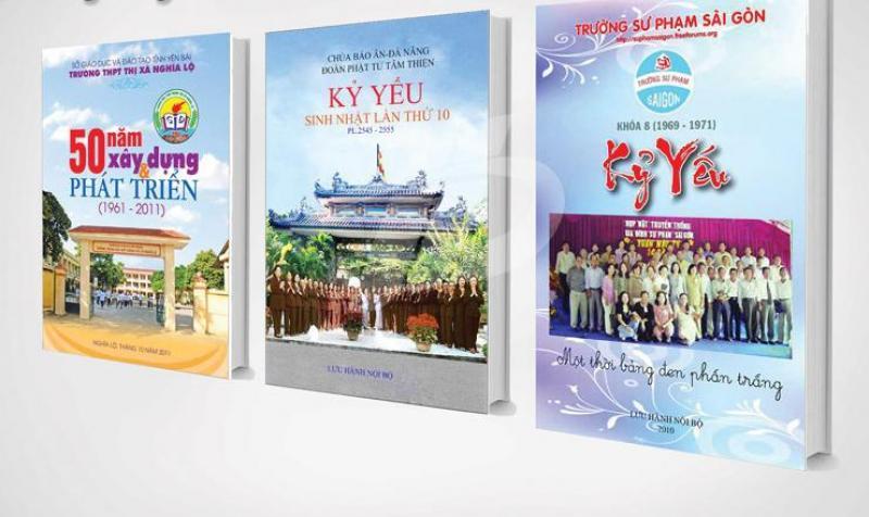 in kỷ yếu giá rẻ chất lượng cho học sinh sinh viên trong nội thành Hà Nội