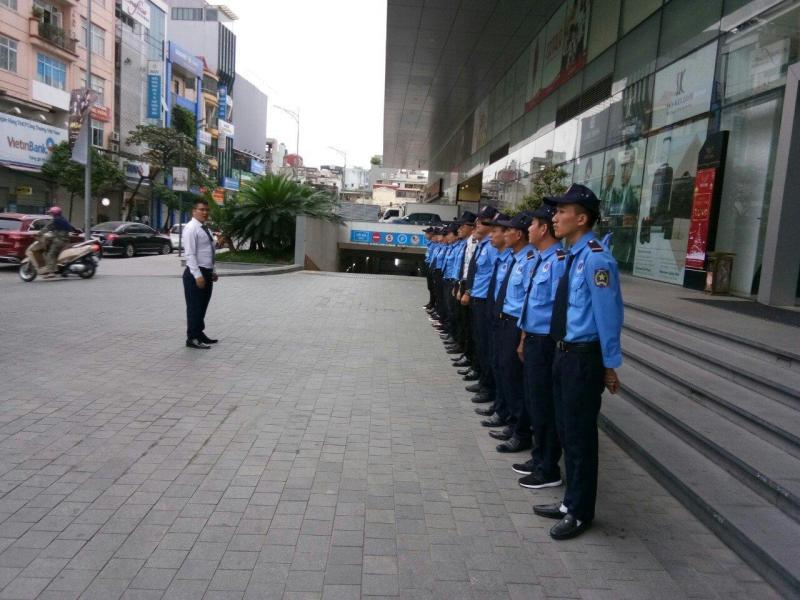 Công ty bảo vệ Thăng Long - Bảo vệ sự kiện