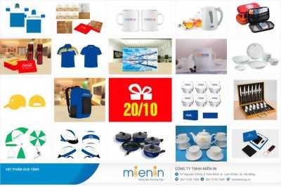 xưởng in logo lên sản phẩm quà tặng, quảng cáo tại Đà Nẵng