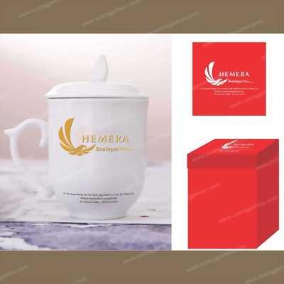 In tách trà quà tặng khách hàng giá rẻ Đà Nẵng 0935 444 619