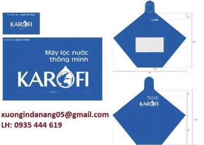 Nhận cung cấp áo mưa quà tặng khách hàng Đà Nẵng 0935 444 619