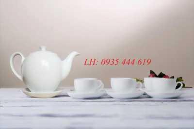Sản xuất ấm trà in logo Doanh nghiệp quà tặng dịp Tết tại Đà Nẵng