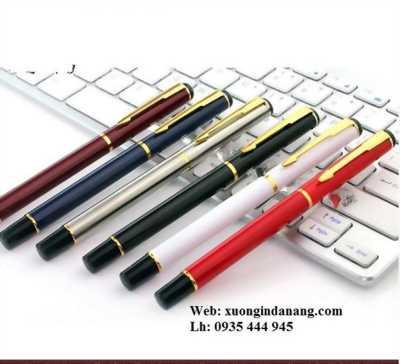 khắc bút kim loại quà tặng khách hàng Đà Nẵng