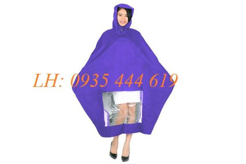 Nhận sản xuất áo mưa quảng cáo, áo mưa giá rẻ tại Đà Nẵng