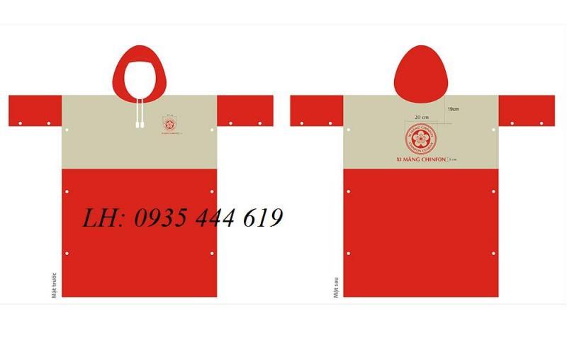 Áo Mưa In logo Công Ty – Sản phẩm Quà Tặng Khách Hàng tại Đà Nẵng