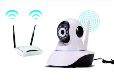 Camera Smart IP Wifi IP06