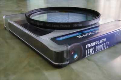 Haft case Fujifilm XA2 + Filter 58 mm