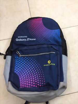 Balo hàng khuyến mãi Samsung J7 Prime