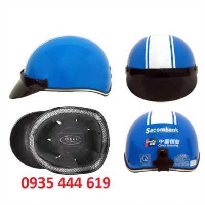 Cơ sở in mũ bảo hiểm giá rẻ tại Quảng Trị giá rẻ