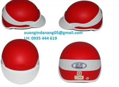 Cơ sở in logo lên mũ bảo hiểm quà tặng tại Quảng Trị  0935 444 619