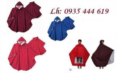Áo mưa giá rẻ, áo mưa quảng cáo, in áo mưa tại Quảng Trị