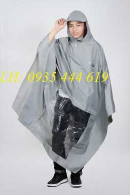 Cơ sở làm áo mưa giá rẻ, áo mưa quảng cáo tại Quảng Bình