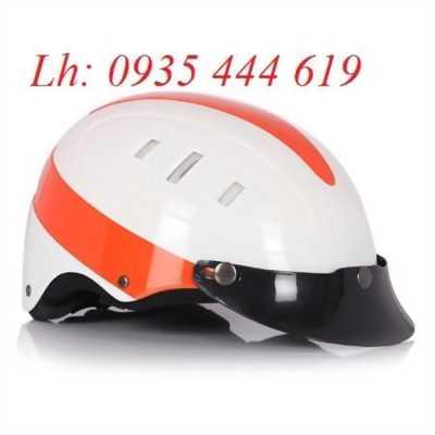 Mũ bảo hiểm giá rẻ, mũ bảo hiểm quảng cáo tại Quảng Bình