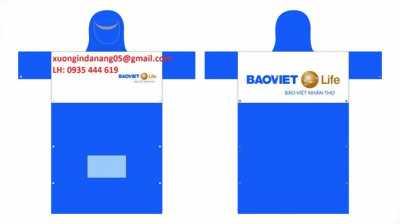 Xưởng cung cấp áo mưa quảng cáo doanh nghiệp tại Quảng Bình