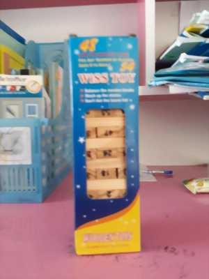 Mua đồ chơi rút gỗ nào