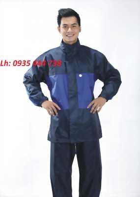 Các loại áo mưa in logo làm quà tặng tại Quảng Nam