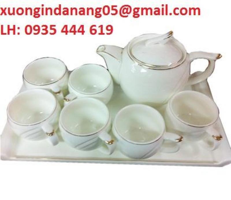 chuyên ấm trà, tách trà gốm sứ, bộ ấm trà đẹp, giá rẻ tại Huế