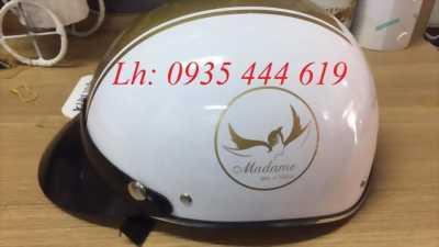Mũ bảo hiểm-hàng quà tặng quảng cáo doanh nghiệp tại Huế
