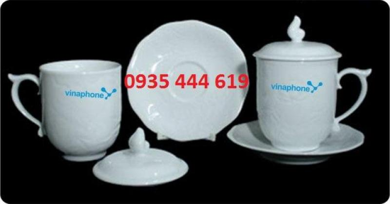 Sản xuất và in logo thương hiệu lên ấm trà làm quà tặng tại Huế