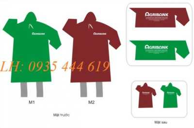 Sản xuất in logo áo mưa quảng cáo tại Huế