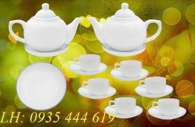 Xưởng sản xuất ấm trà in logo quà tặng khách hàng tại Huế