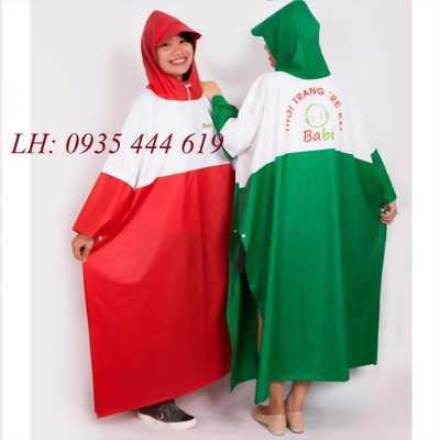 Sản xuất áo mưa các loại giá rẻ tại Huế