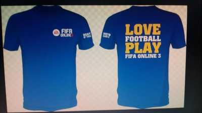 Áo & Bóng game Fifa Online 3