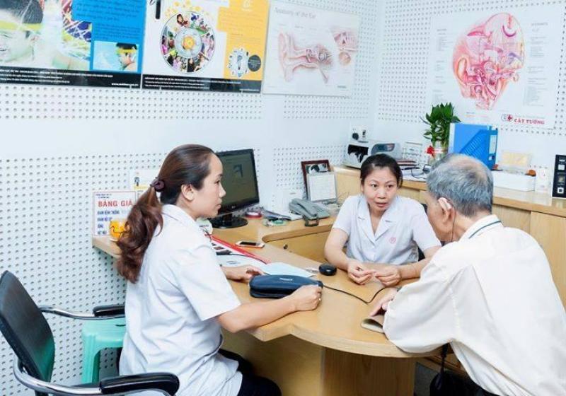 Dịch vụ trợ thính tại Nam Định