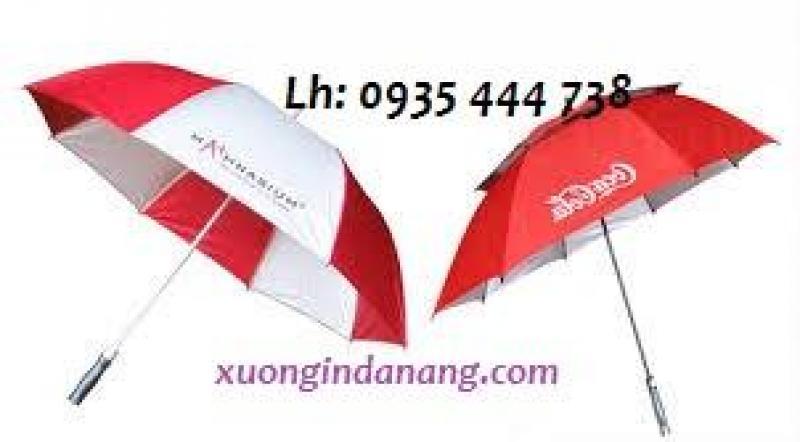 Xưởng sản xuất ô dù quảng cáo tại Quảng Ngãi,in ô dù giá rẻ