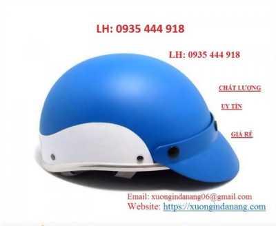 xưởng Sản xuất mũ bảo hiểm Đà Nẵng, in logo mũ bảo hiểm Đà Nẵng