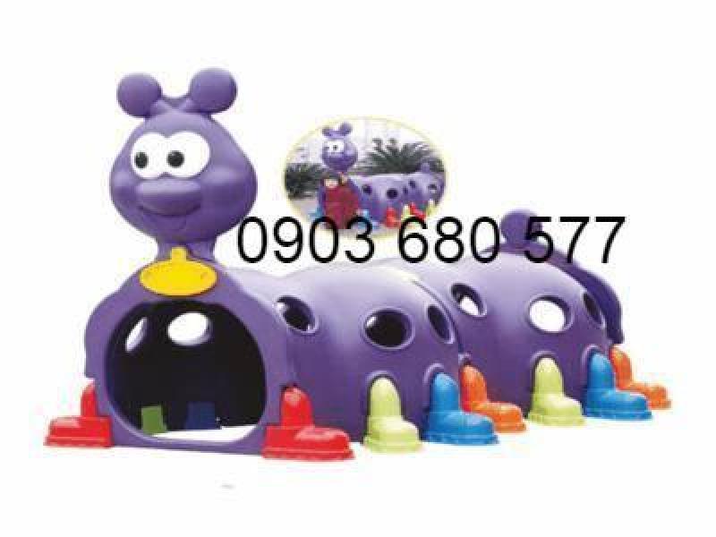 Nơi cung cấp đồ chơi hầm chui con sâu cho bé giá cực SỐC