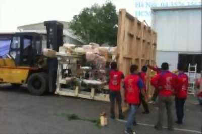 Dịch vụ đóng thùng gỗ, kiện gỗ trọn gói tại Trà Vinh