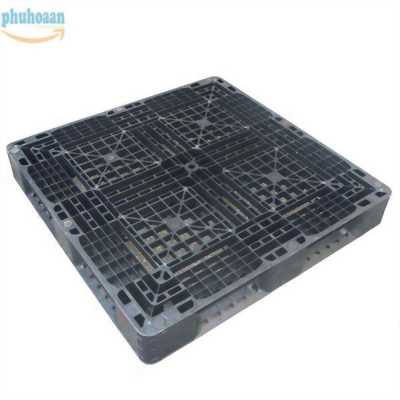 Pallet nhựa cũ Phú Hòa An giá rẻ chất lượng như Pallet mới