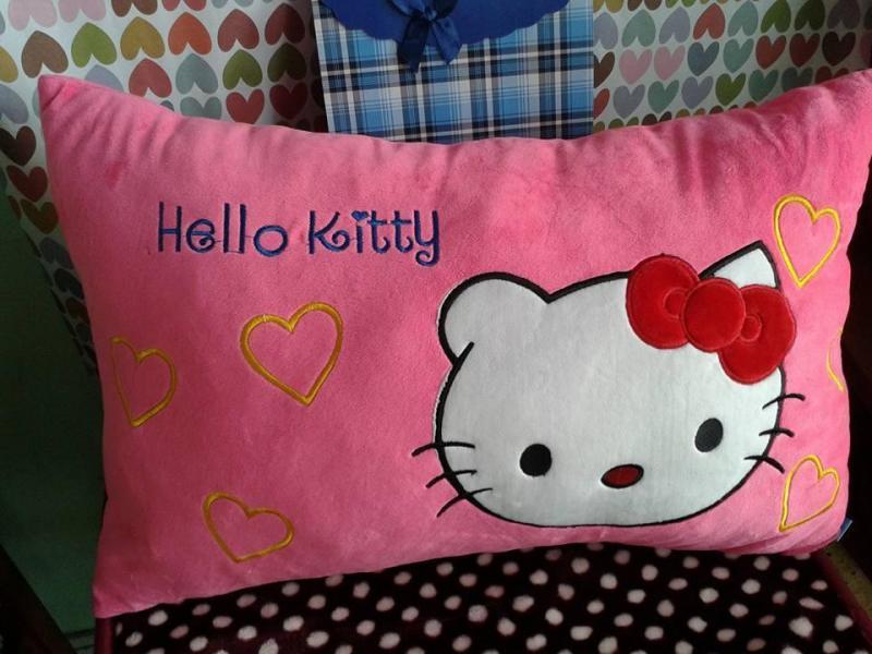 Gối hello kitty đẹp, chính hãng chất lượng, giá rẻ hấp dẫn