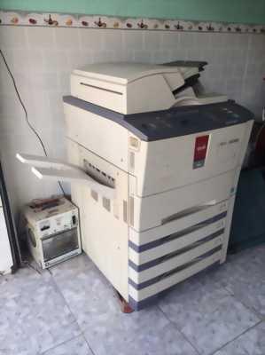Sang dàn máy photocopy + chụp hình