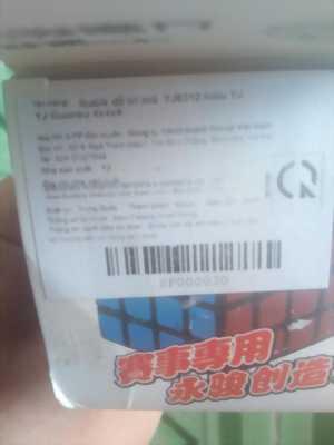 Cần bán rubik 4×4×4 guansu