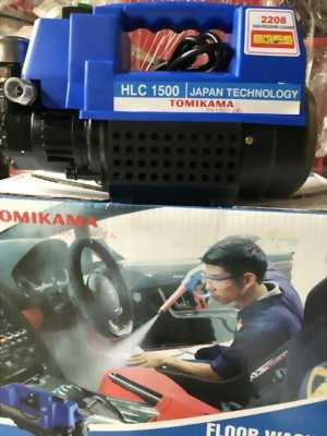 Máy xịt rửa xe giá siêu khuyến mãi