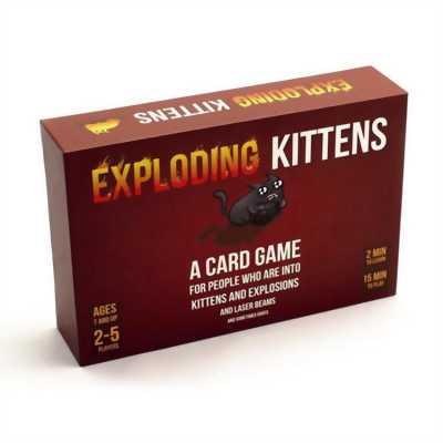 Mèo nổ - Board Game