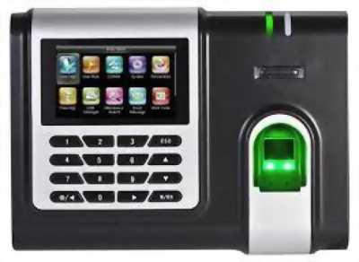 Máy chấm công X628-C công nghệ vân tay chính hãng