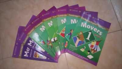 Bán 1 bộ Flyer,1 bộ Mover