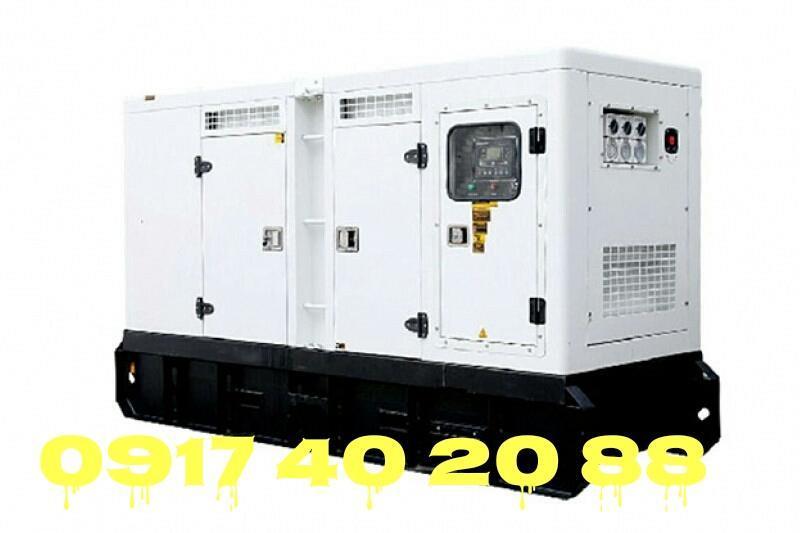 Chuyên cung cấp máy phát với nhiều công suất khác nhau