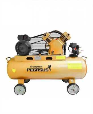 Máy nén khí dây đai PEGASUS TM-V-0.17/8-120L