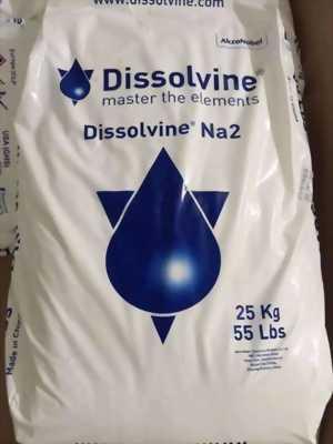 Dissolvine Na2 edta 2 muôi Hà Lan