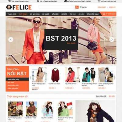 Thiết kế website trọn gói giá rẻ Gò Vấp