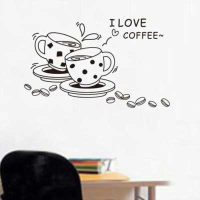 Decal cho quán cà phê, trà sữa Thủ Đức, Quận 9, Bình Thạnh, Gò Vấp,..