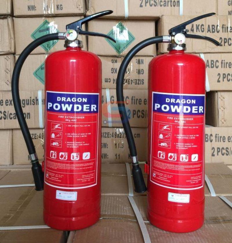 Vì sao cần dùng bình chữa cháy dù chỉ là đề phòng?